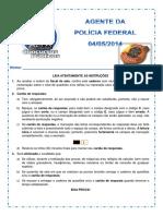 Simulado Pf Agente Comentado 04-05-2014(1)