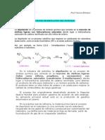 Alquilacion y Dimerizacion