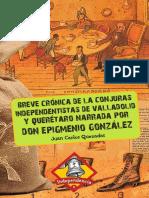 Breve Crónica de Las Cojuras Indep.
