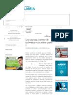 Leis Que Um Corretor de Imóveis Precisa Saber_ Parte I - Portal Marketing e Publicidade Imobiliária