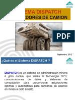 Curso Dispatch Para Operadores de Camion