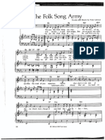 The Folk Song Army - Tom Lehrer