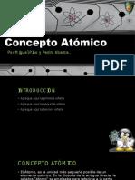 """exposición """"Concepto Atómico"""""""