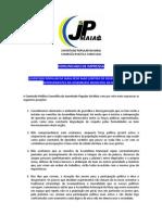 comunicado_climaassembleiamunicipal
