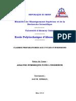 Analyse Numerique Ingenieur-libre