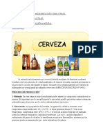 Bebida_catedra de Analisis Microbiologíco Industrial