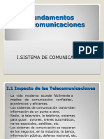 I. Telecomunicaciones