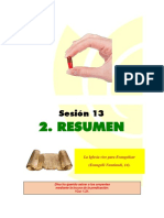 S13 2.  Resumen