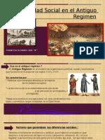 Desigualdad Social en El Antiguo Regimen