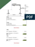 perhitungan portal metode cross