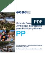 Guia de Evaluacion Ambiental Estrategica Para Politicas y Planes