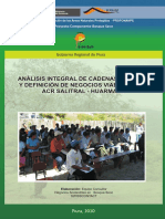Diagnostico ACR Salitral Huarmaca