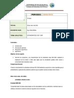 Diario de Campo Antonio -Estandares Ieee 830 1998
