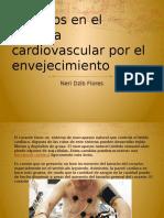 Cambios Cardiovasculares por Envejecimiento