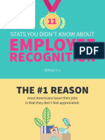 11 Stats You Didnt Know About Employee Recognition