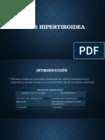 Crisis Hipertiroidea
