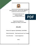 Silabo 2da Especialidad 2016-1 Vera Cortegana