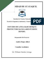 Lb Puerto Hondo Andrés Rojas Universidad de Guayaquil