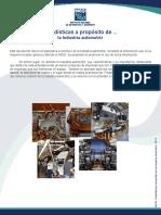 Estadísticas a Propósito de La Industria Automotriz
