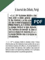 Journal de Debats