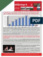 Boletín del PSOE de San Martín de la Vega Junio 2016