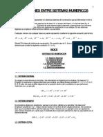 Guia 1 de Ejercicios de Sistemas Numericos