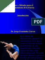 Entrenamiento de La Fuerza DR FERNANDEZ