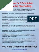 Les Brown - 7 Principles of StoryTelling.pdf