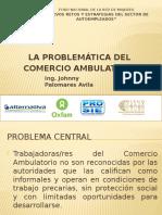 Diagnóstico Comercio Ambulatorio
