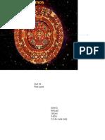Presentación Calendario azteca