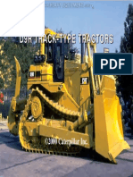 Course Caterpillar d9r Bulldozer Track Type Tractor Engines Diagrams Components Systems Controls