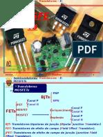 Semicondutores e Mosfets