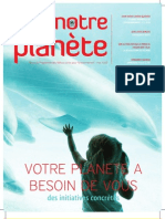 Notre Planète - Your Planet Magazineneeds you - Français