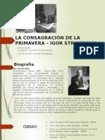 La Consagración de La Primavera – Igor Stravinsky (1)