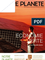 Notre Planète - Green Economy-The New Big Deal - Français