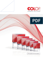COLOP Catalogue PT