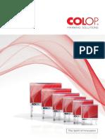 COLOP Catalogue ES
