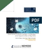 Nemode Business Models for Bigdata 2014 Oxford