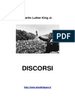 Martin Luther King Jr-Discorsi