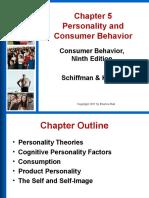 Personality & Consumer Behavior