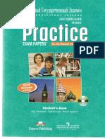 Practice Exam Papers Ege 2010 Teacher s Book
