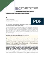 Carta Al Alcalde de Medellin