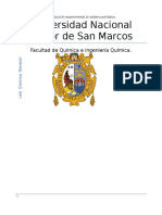 Informe Quimica Sistema Periodico
