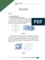 Kristal Material (Kubic)