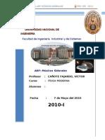 ABP MÚSICOS SIDERALES 2010 I