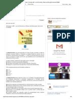 Simbora Estudar!_ Simulado LDB - Lei de Diretrizes e Bases Da Educação Nacional 9