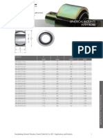 Product Data Spherical Mounts En