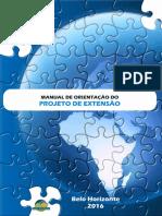 Manual Do Projeto de Extensão Logística e Qualidade (02!02!2016)