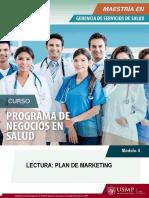Lectura 1 Plan de Marketing