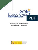 MMM G2015 Castellano